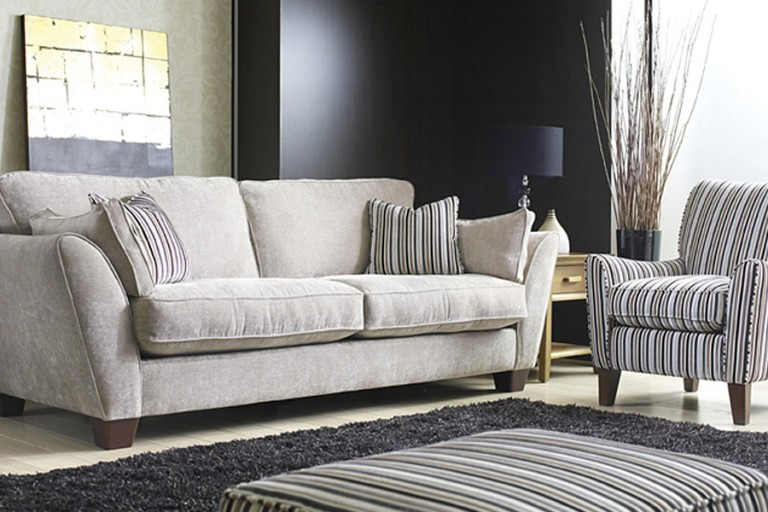 Sofas Modern Traditional Leather Fabric | Baker Furniture Wakefield